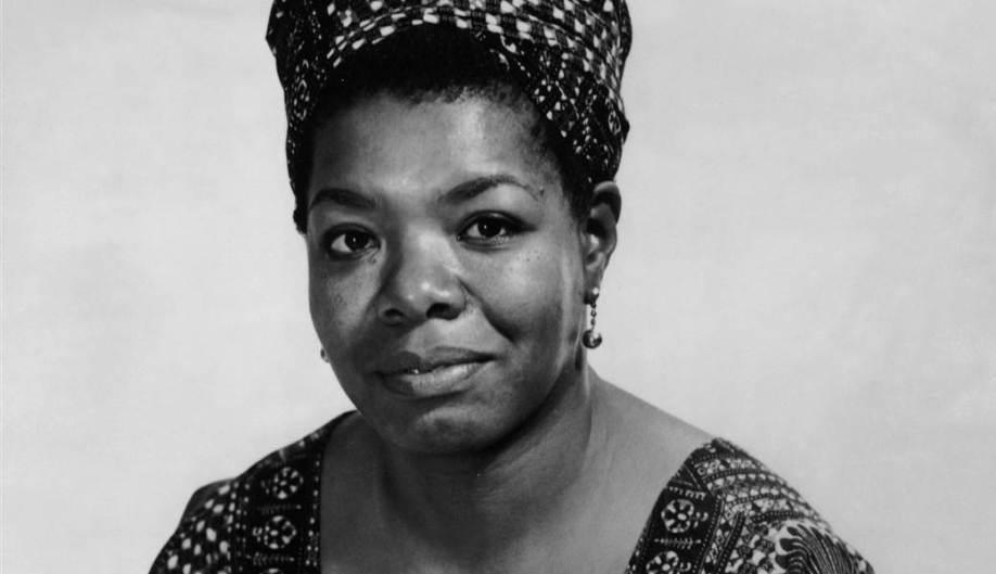 Kết quả hình ảnh cho Maya Angelou (1928 – 2014)