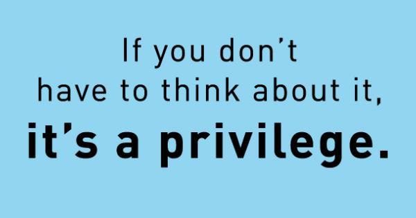 What does heterosexual privilege mean