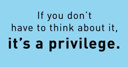 Resultado de imagen de privilege