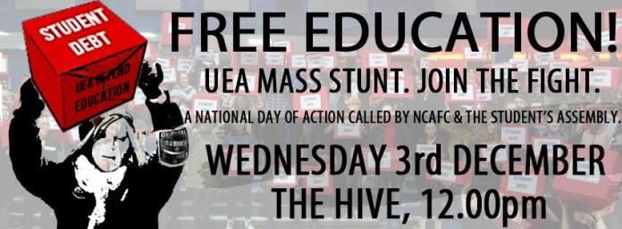 (Defend Education)