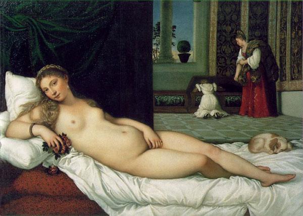 (Venus of Urbino)