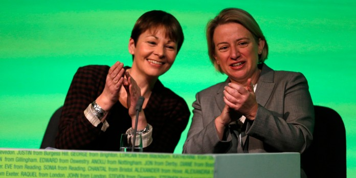 Green Party Spring Conference 2015