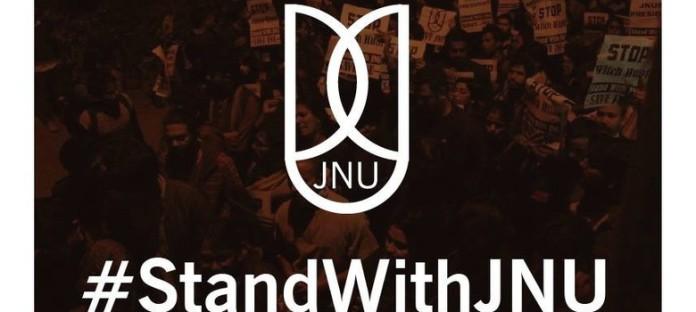 ( #StandWithJNU )