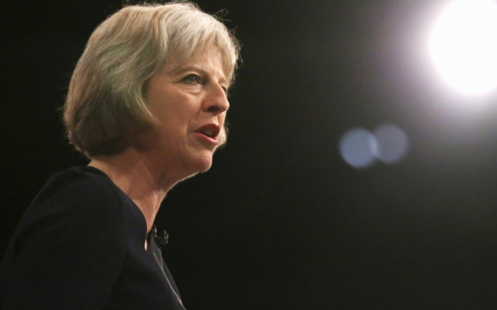 ( Theresa May © Getty Images )