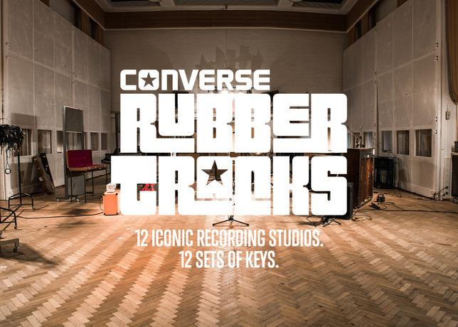 ( Converse Rubber Tracks © Converse )