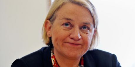 File photo dated 15/12/14 of Leader of the Green Party of England and Wales Natalie Bennett, who has denied claims that she said being poor in India was not as bad as being on benefits in Britain.