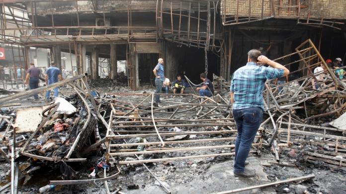 karada bombing