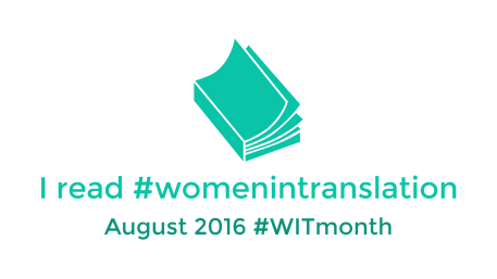 I read #womenintranslation-logo