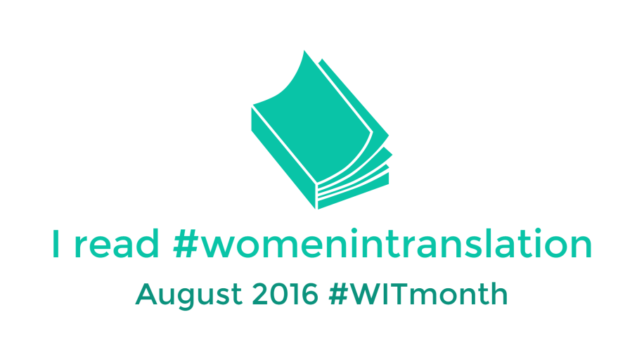 I read #womenintranslation-logo