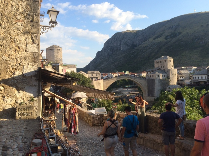 (Mostar Old Bridge © Rob Harding)