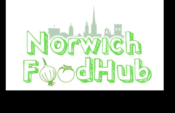 (Norwich FoodHub. Image courtesy of Rowan Van Tromp)