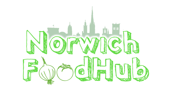 (Norwich FoodHub. Image courtesy of Rowan Van Tromp)