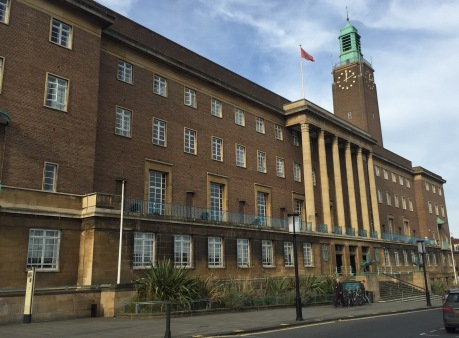 norwich city hall by james anthony