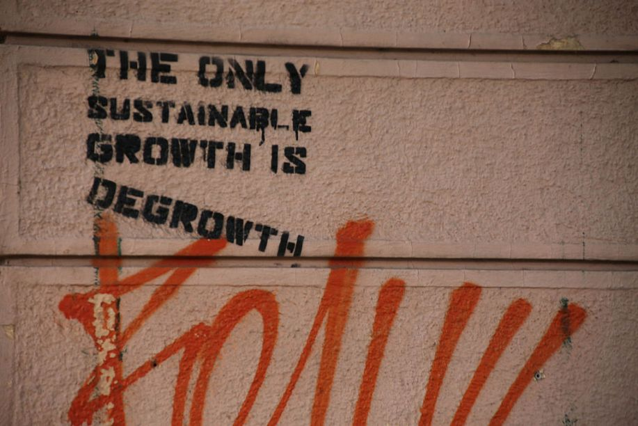 the_only_sustainable_growth_is_degrowth
