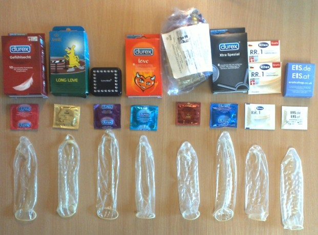 overview_condoms_of_different_brands