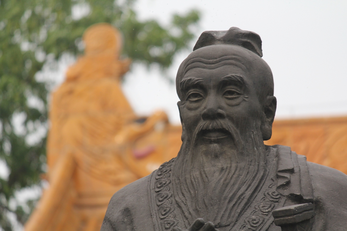 COMMUNISM, CONFUCIUS AND CONFUSION: CHINA'S TURN TO THE SAGES