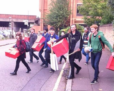 studentdebtprotesters