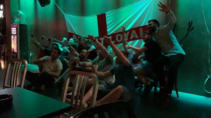 brexit loyal flag england portugal