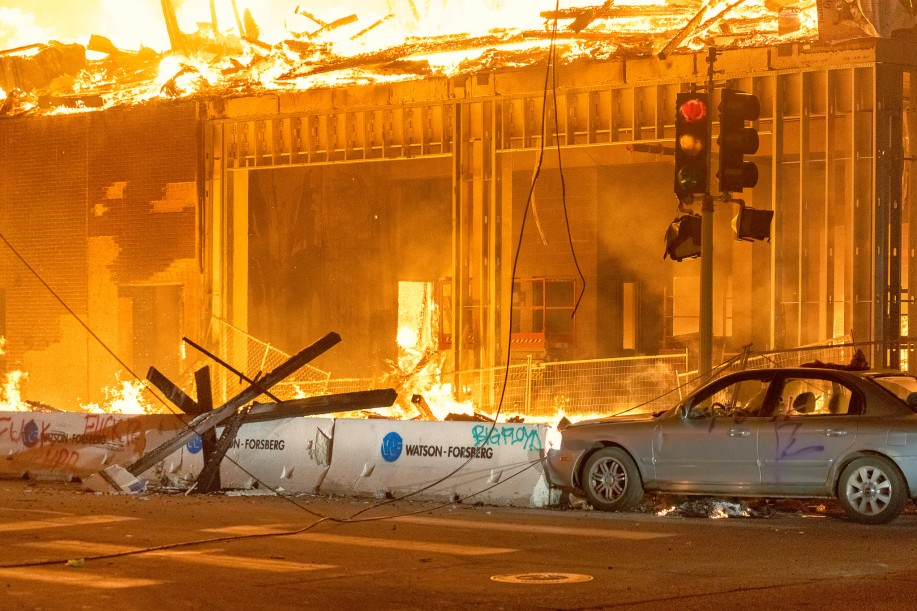 WE NEED TO TALK ABOUT THE RIOTING AND THE LOOTING | The Norwich ...