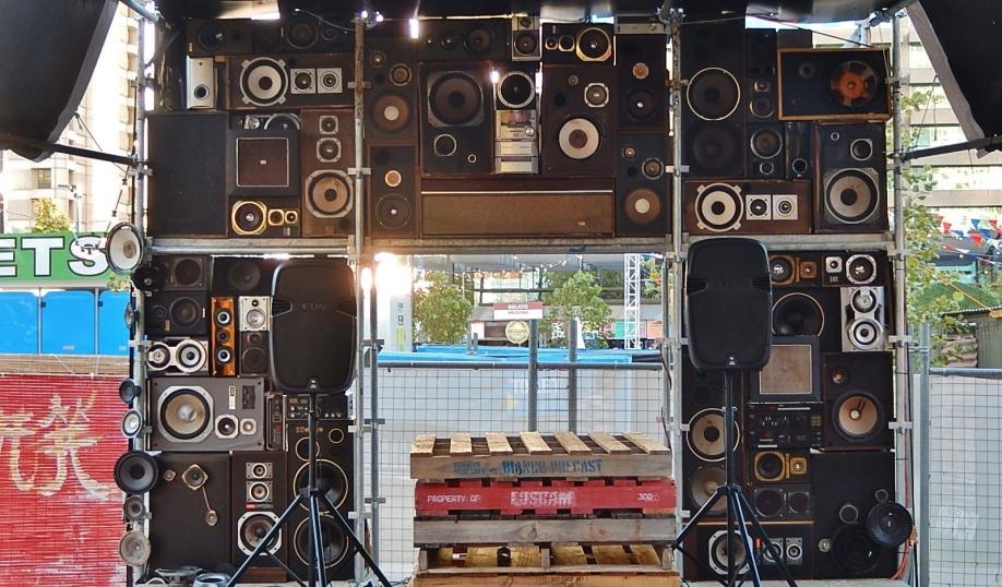sound system coghlan