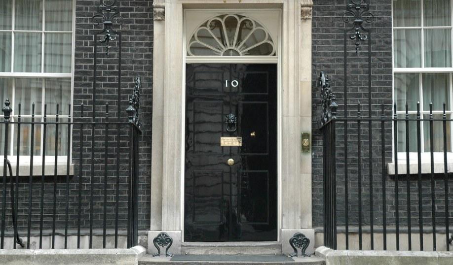 downing street 10 door