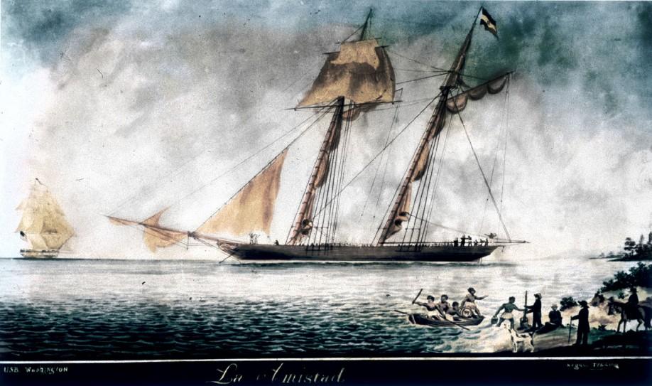 amistad ship revolt
