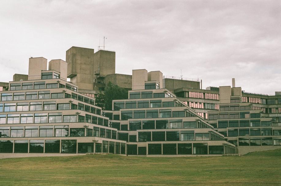 ziggurat house uea