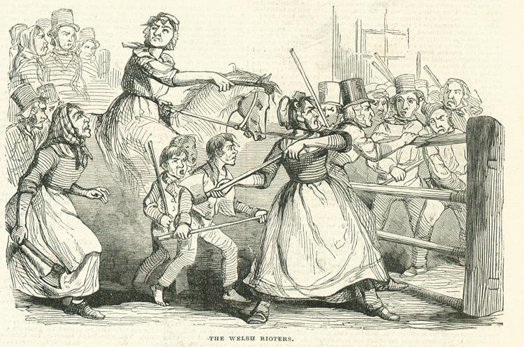 rebeca riots nat archive