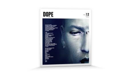dope magazine issue 12 cover